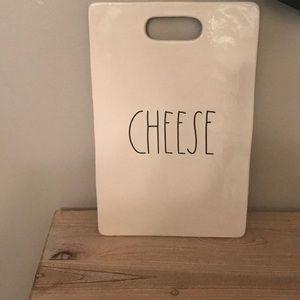 Rae Dunn Cheese Board